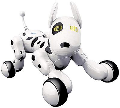 Радиоуправляемый робот-собака SMART PET