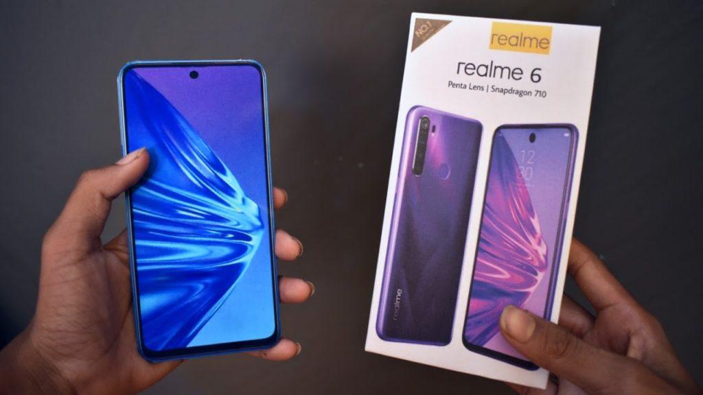 Realme 6Обзор, характеристики смартфона
