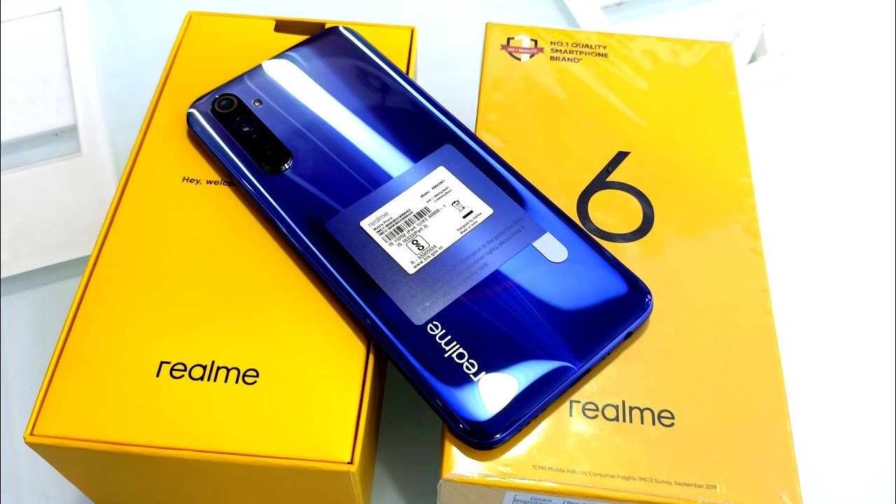 Realme 6 чем отличается от Realme 6 Pro и какой купить