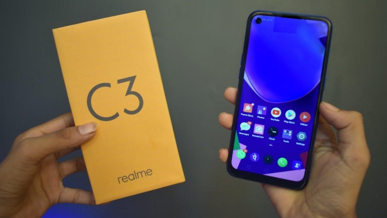 Realme C3 Обзор, характеристики бюджетного смартфона, стоит ли покупать