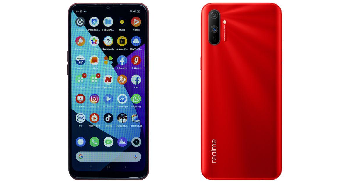 Realme C3 Обзор, характеристики бюджетного смартфона