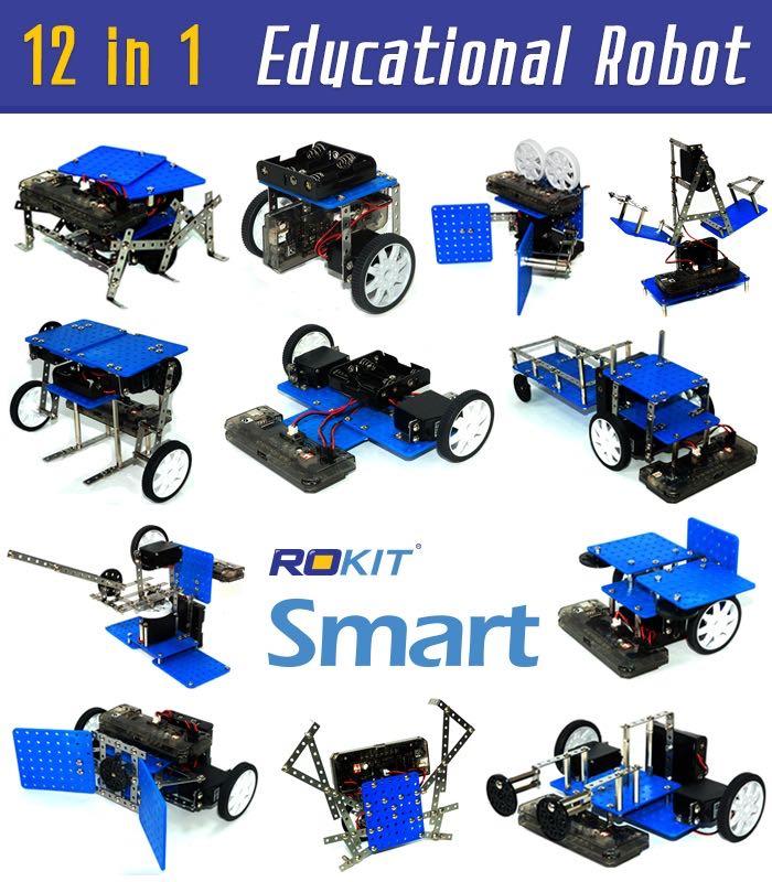 Robolink Rokit Smart 11в 1