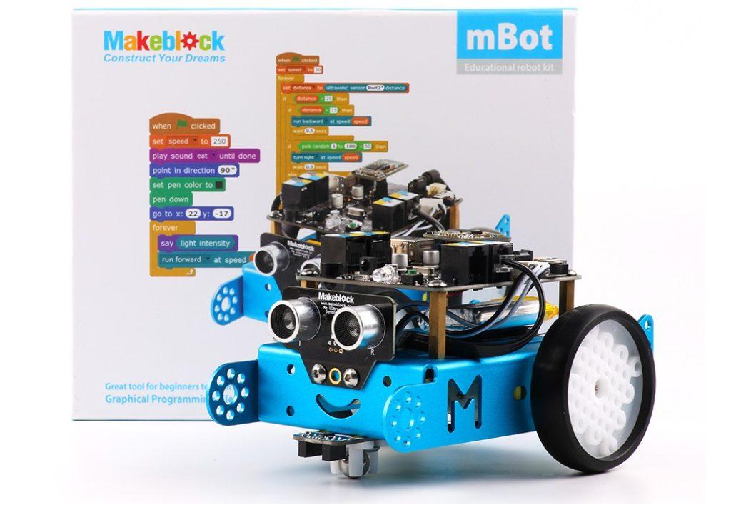 РоботMakeblockmBot