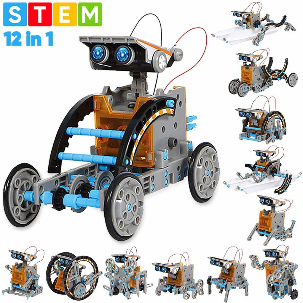 Sillbird STEM 12-in-1 Образовательный робот игрушка для детей