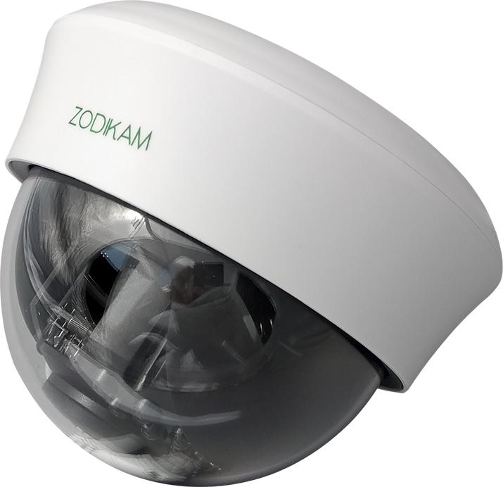 Уличная сетевая видеокамера Zodikam 3111-PV