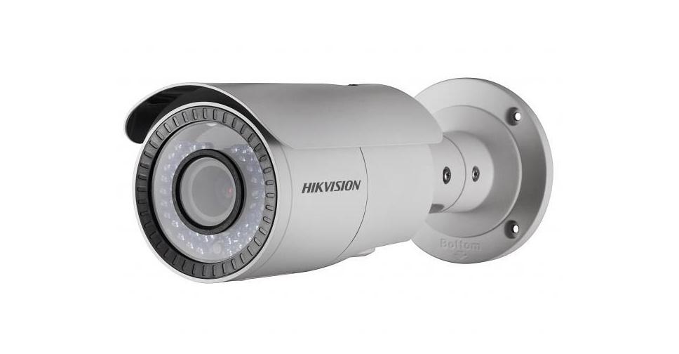 Уличная видеокамера Hikvision DS-2CE 1080p Full HD ночного видения