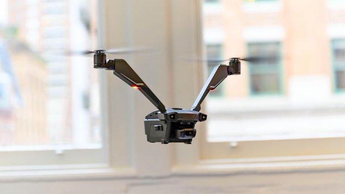 V-Coptr Falcon бикоптер на рынке от Zero Zero Robotics
