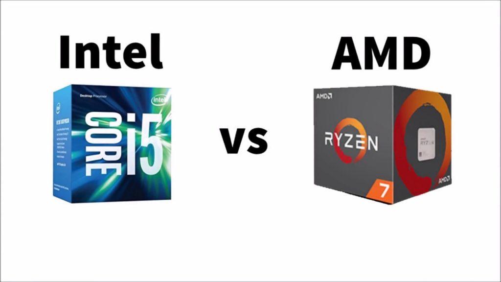 Что лучше процессор AMD Ryzen или Intel Core