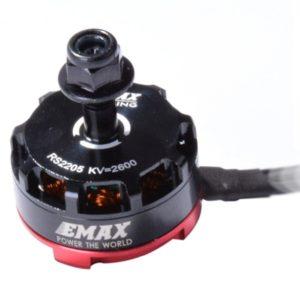 Crazepony EMAX RS2205 2300KV бесщеточный двигатель для квадрокоптера