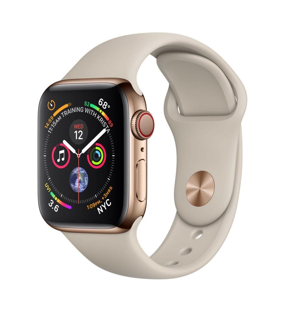 Лучшие умные часы серия Apple Watch 5