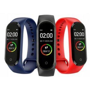Лучший фитнес трекер Mi Smartwatch - Mi Band 4