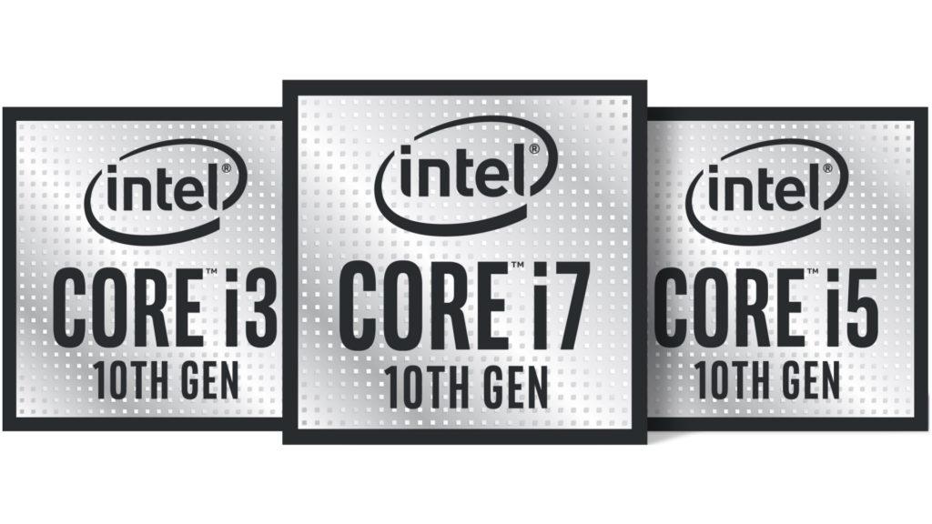 Процессоры Intel 10-гопоколения