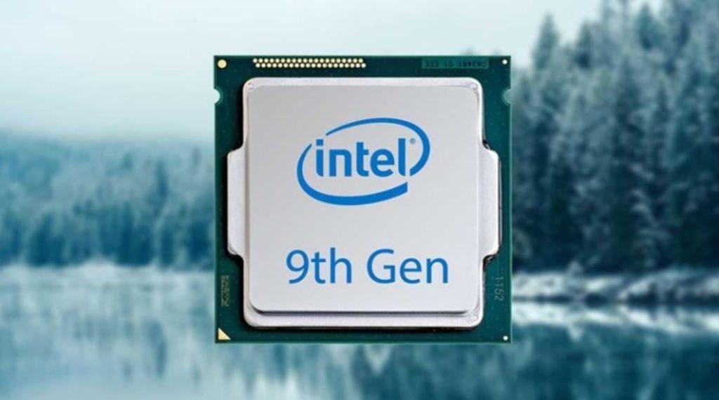 Процессоры Intel 9-го поколения