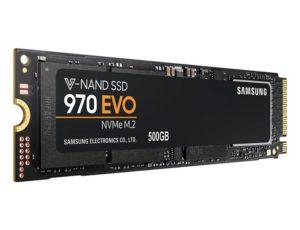 Samsung 970 EVO 500 ГБMZ-V7S500BW внутренний накопитель M.2