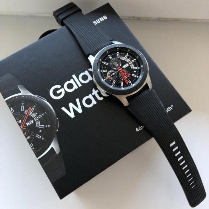 Умные часы SamsungGalaxy (46 мм)Smart Watch