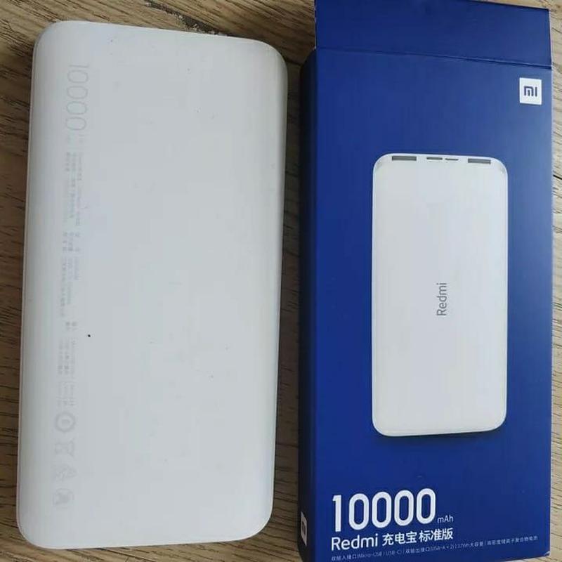 Внешний аккумулятор xiaomi redmi power bank 10000 Обзор, отзывы стоит ли купить