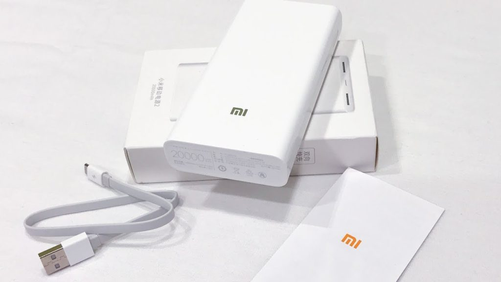 Xiaomi Power Bank 20000mAh Обзор, отзывы, стоит ли купить