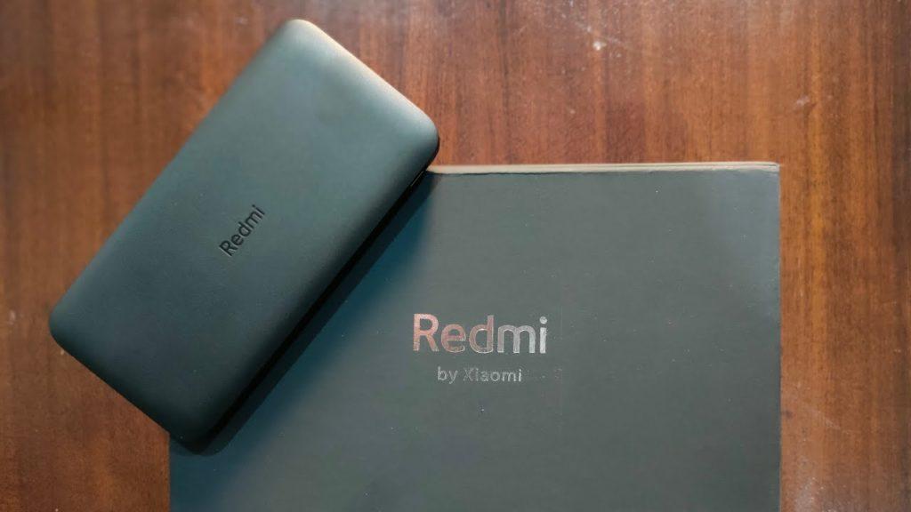 Xiaomi Redmi Power Bank 10000 предлагает хорошее время работы