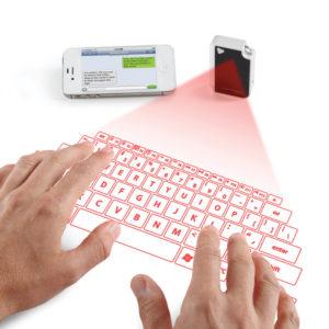 Что такое лазерная клавиатура