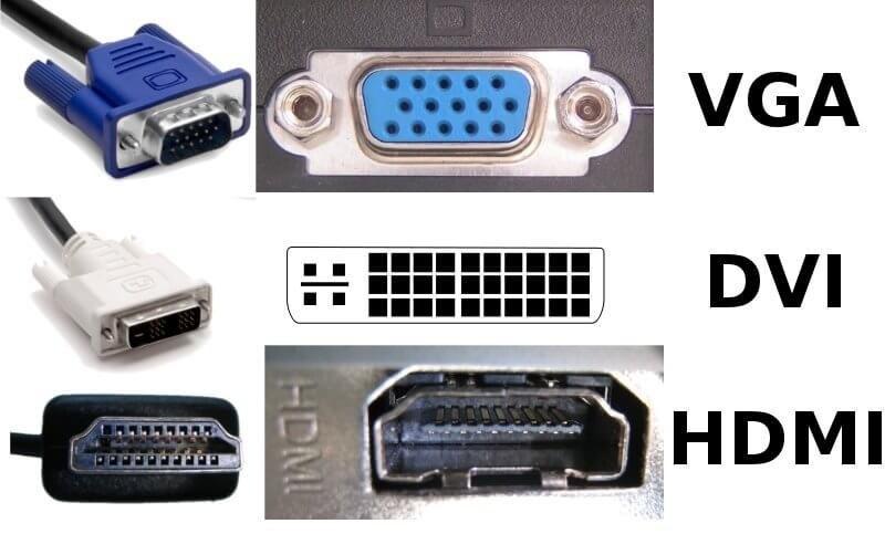 Как подключить второй монитор или телевизор к компьютеру