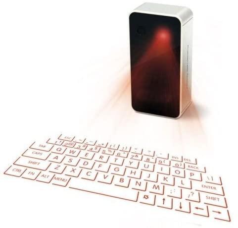 Лазерная клавиатура Mojo