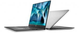 Ноутбук Dell XPS 15 7590, 7390 2020 года