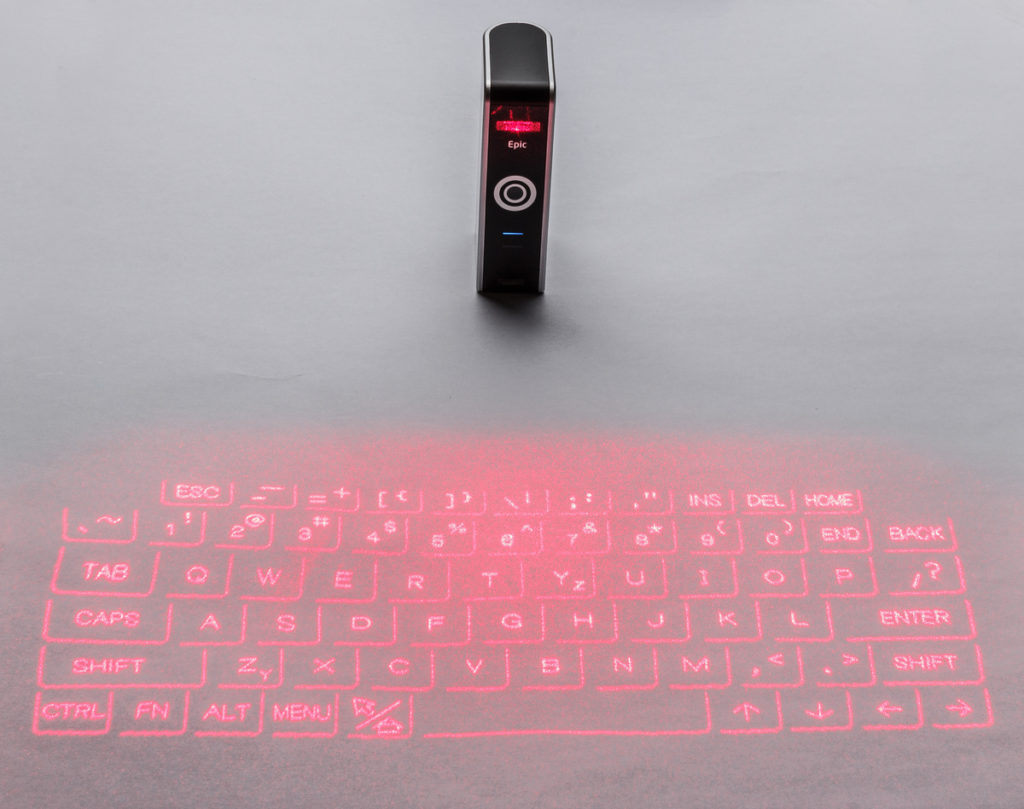 лазерная клавиатура Celluon EPIC