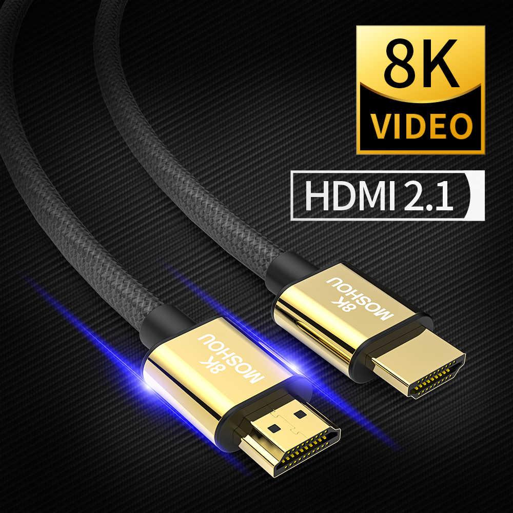 Что такое HDMI 2.1 в чем отличие от кабеля HDMI 2.0