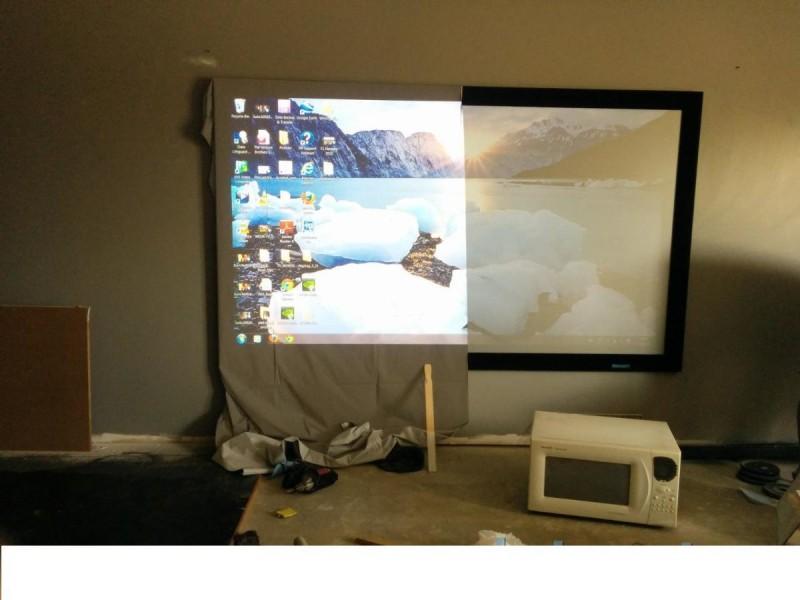 Экран для проектора как выбрать и какой купить