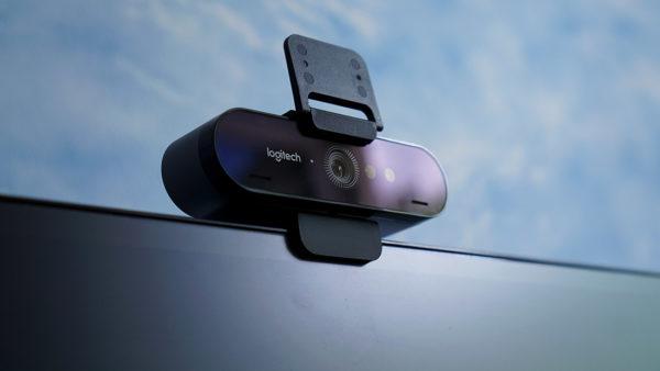 Лучшая 4K Веб-камера для компьютера Logitech Brio