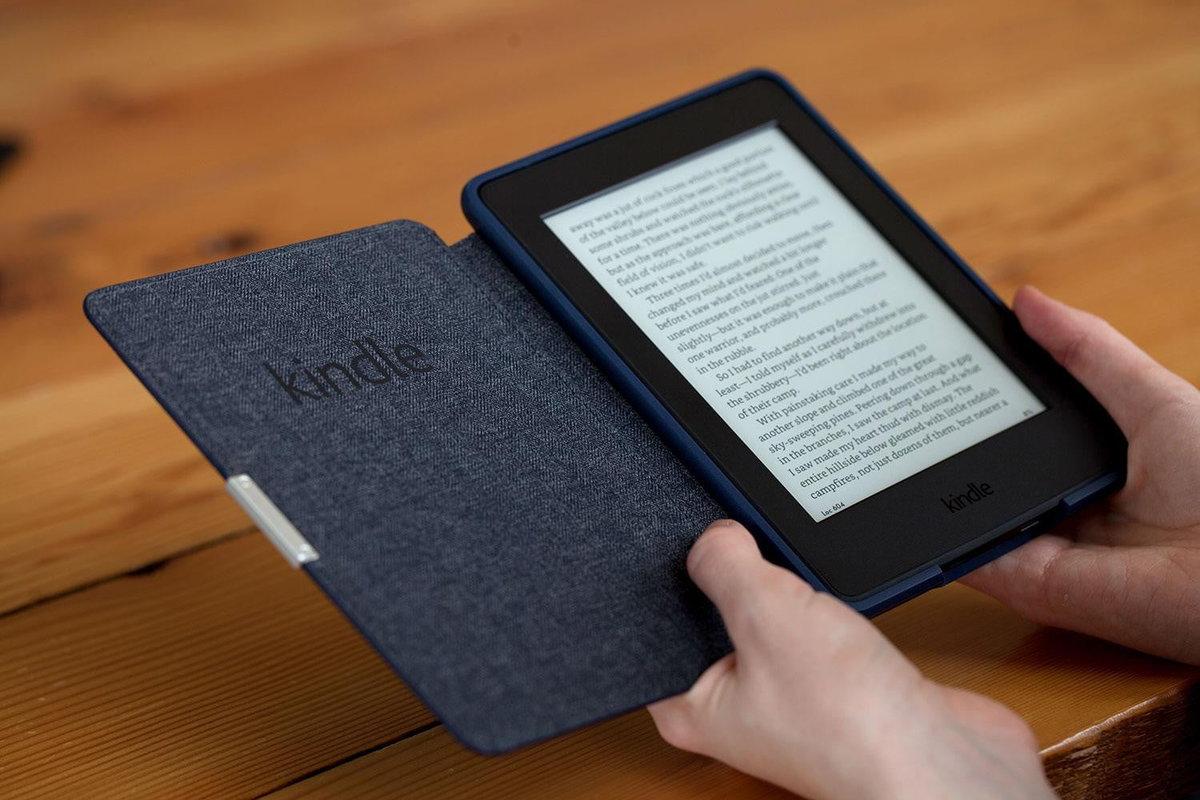 Лучшие электронные книги Amazon Kindle