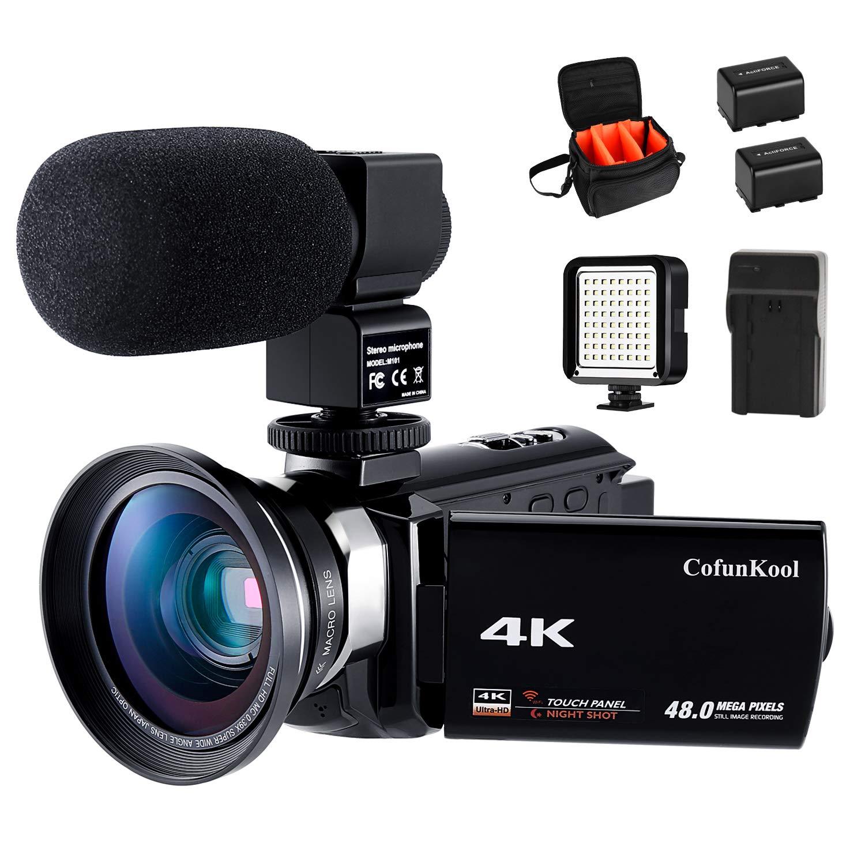 Лучшие видеокамеры 4K для блогеров