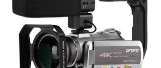 Лучшие видеокамеры 4K, как выбрать и какую купить