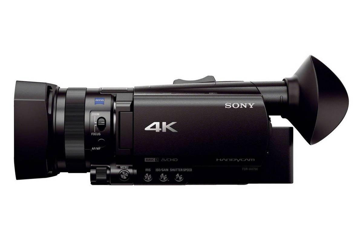 Лучшие видеокамеры 4K