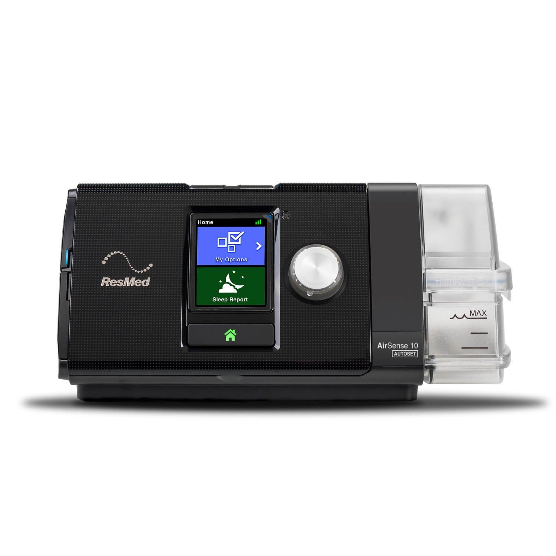 Лучший аппарат СИПАП премиум класса ResMed AirSense 10