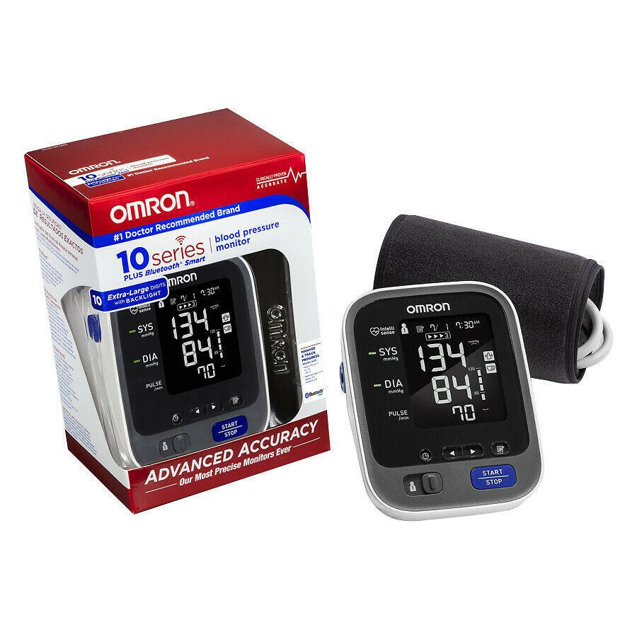 Лучший тонометр Omron 10 Series Wireless Bluetooth