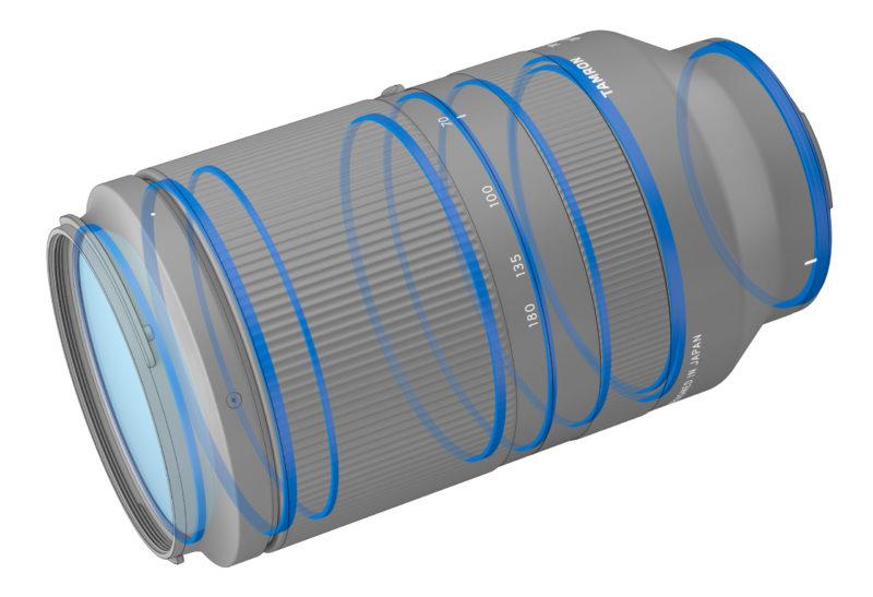 Объектив Tamron 70-180mm f 2.8 для Sony E обзор