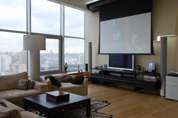 Проектор или телевизор Что лучше выбрать для дома