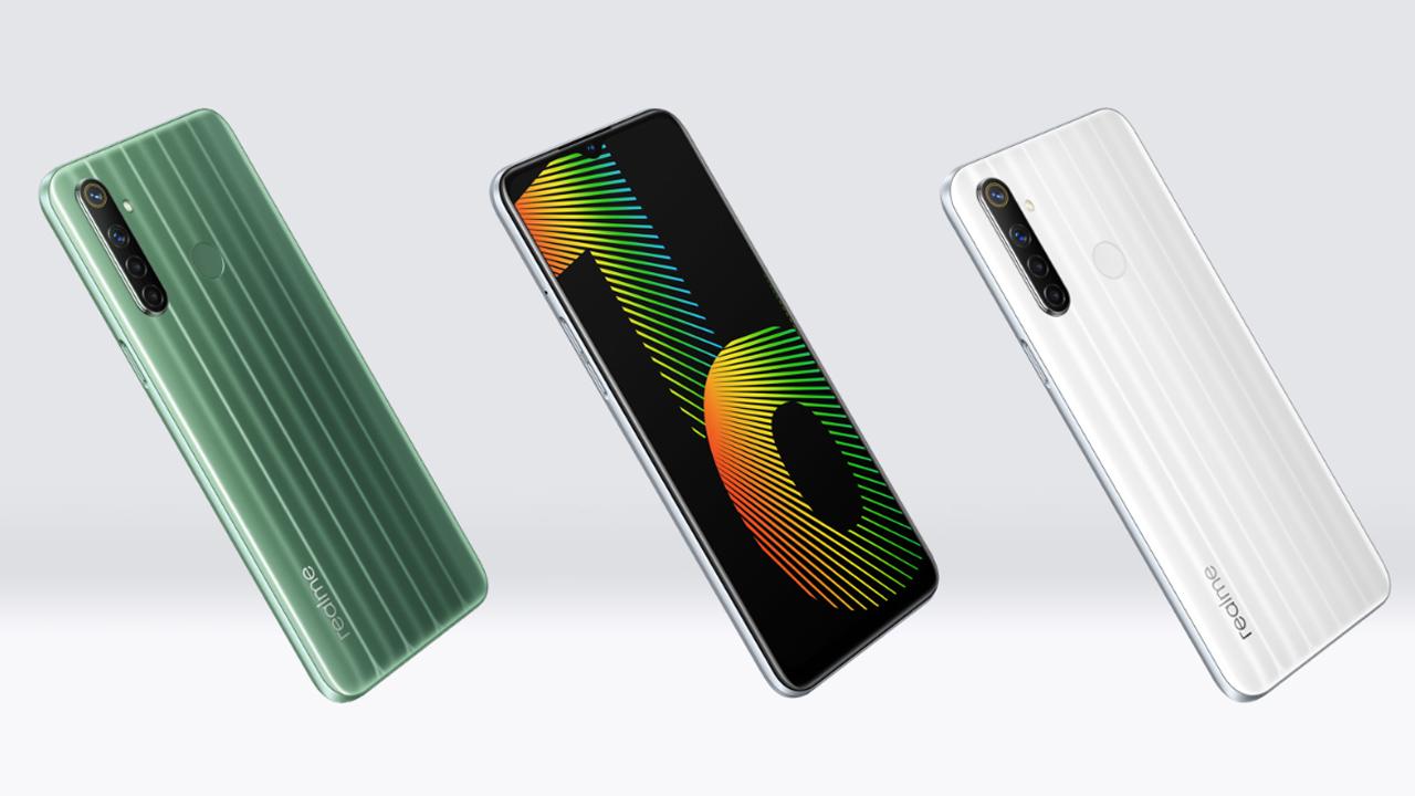 Realme Narzo 10 лучшие смартфоны