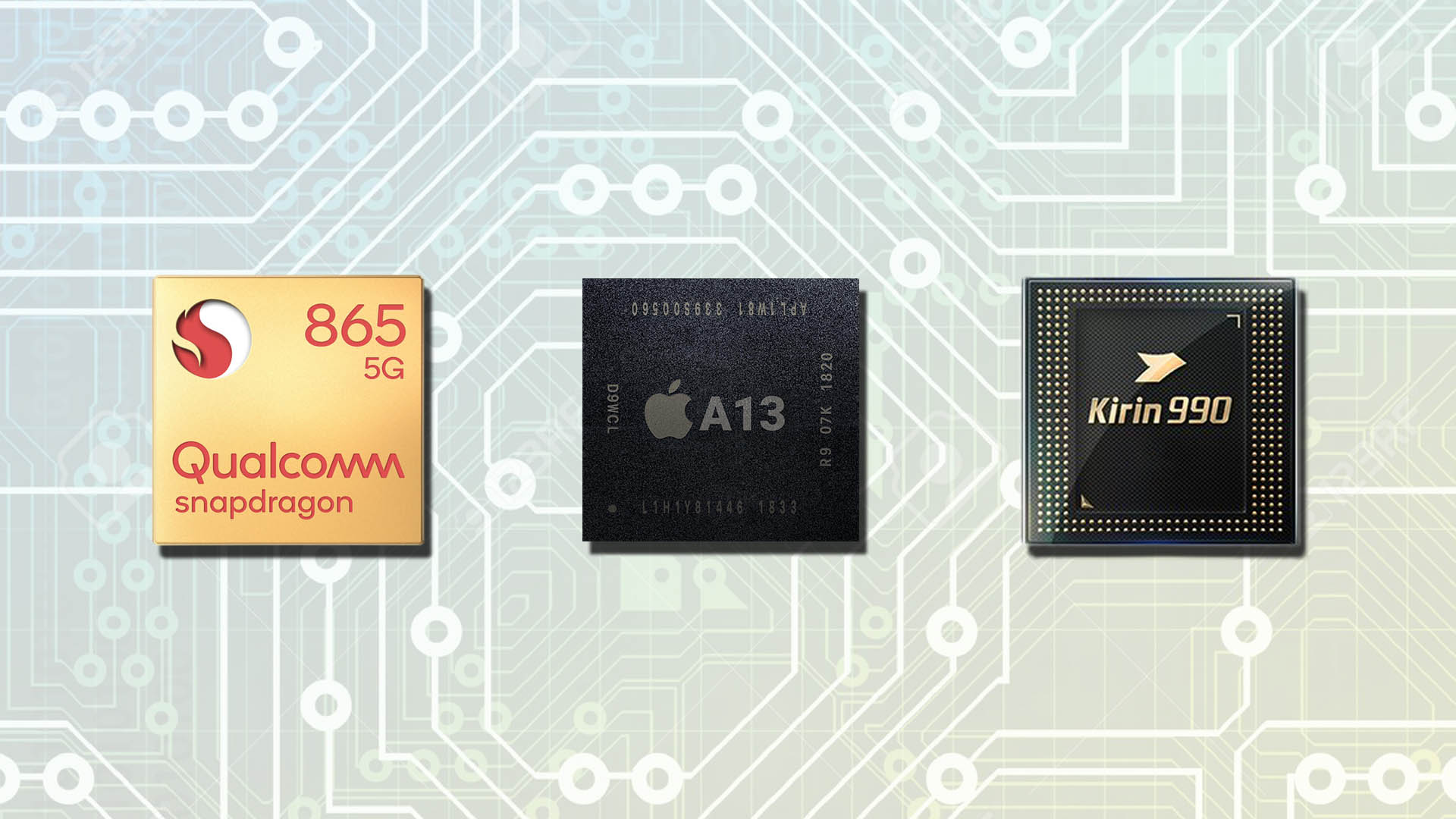 Snapdragon 865 vs Kirin 990 5G vs Apple A13 Bionic vs Exynos 990 что лучше