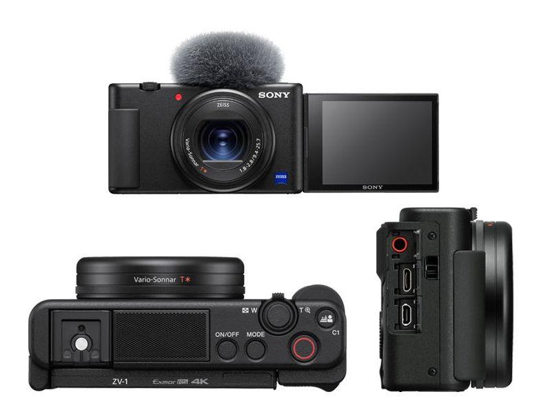 Sony ZV-1 качество видео