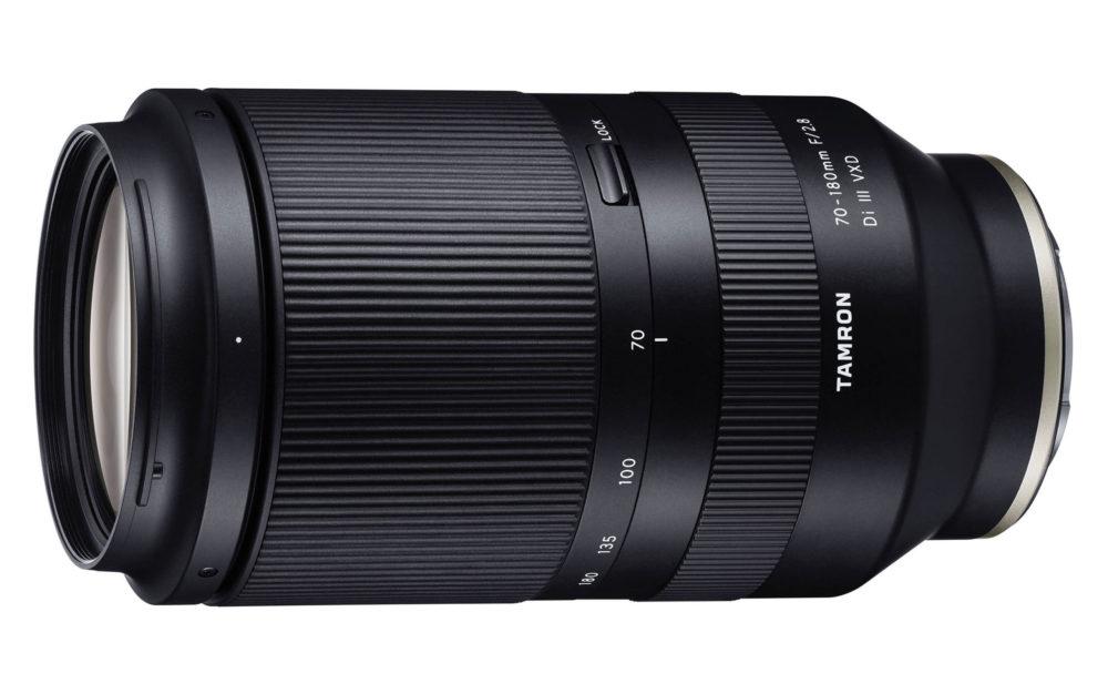 Tamron 70-180mm f 2.8 Di III VXD для Sony E