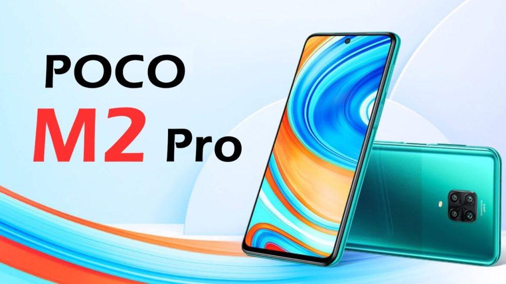 Лучшие смартфоны Poco M2 Pro