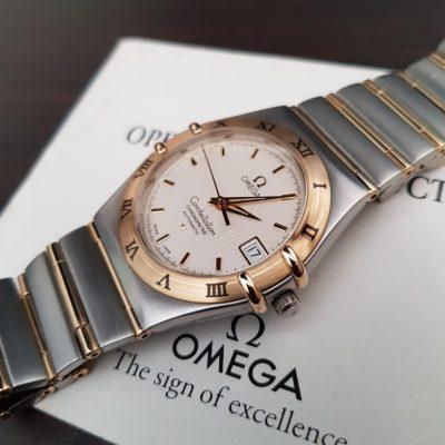 OMEGA Constellation лучшие чася цены