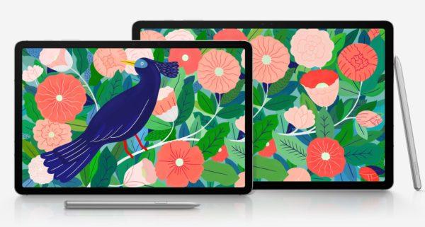 Сравнение Samsung Galaxy Tab S7 и Galaxy Tab S7 +