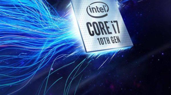 процессор Intel Core i7 разных поколений 8-го, 9-го и 10-го