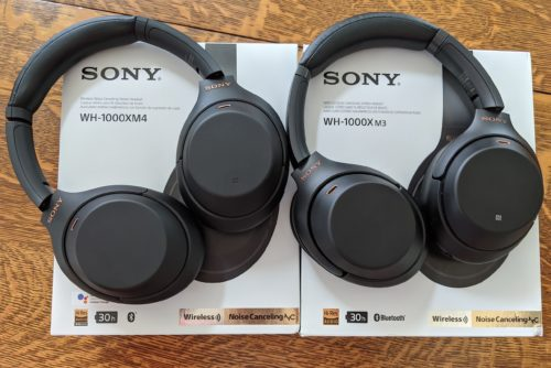 Обзор наушников Sony WH-1000XM4