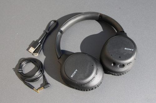 Обзор полноразмерных наушников Sony WH-CH710N