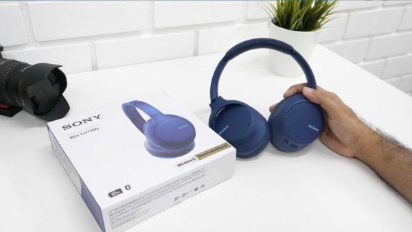 Sony WH-CH710N Обзор, отзывы