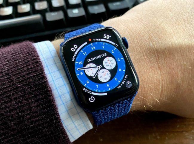 Apple Watch Series 6 обзор, характеристики